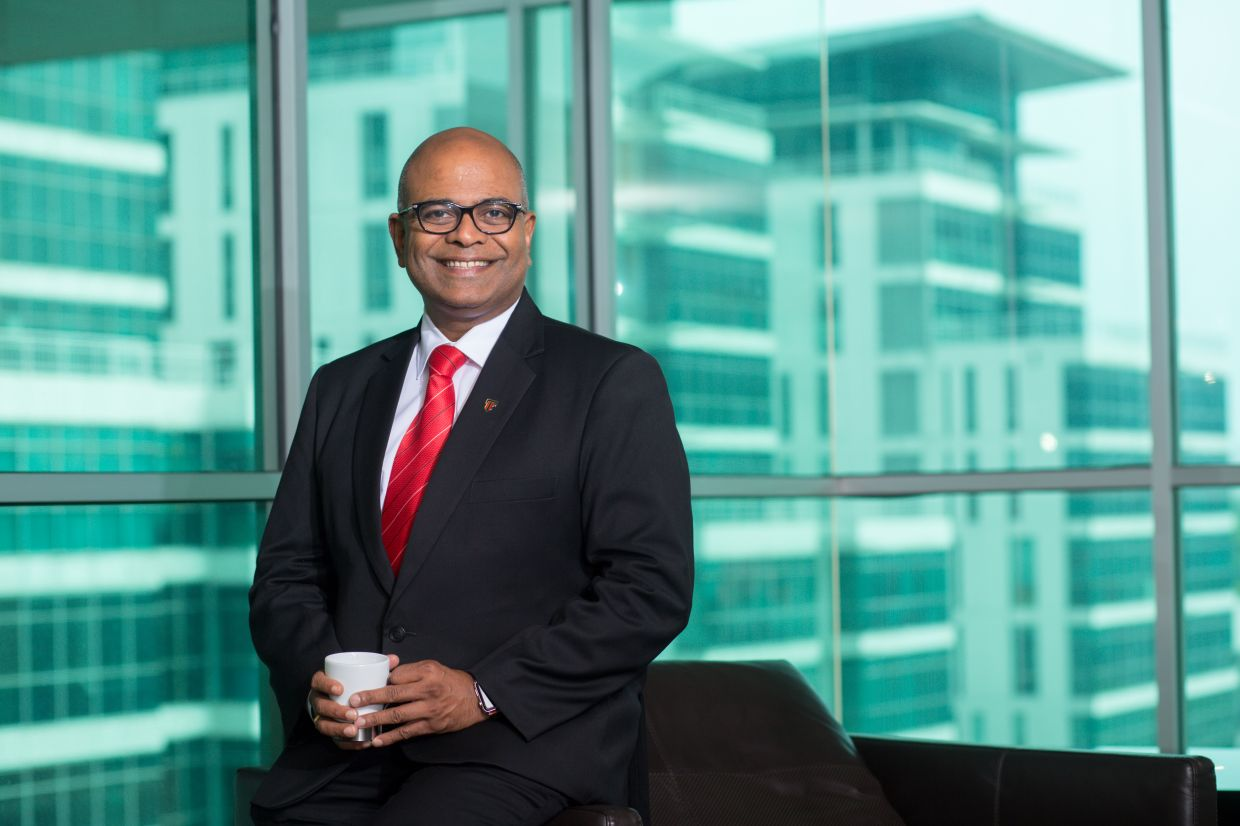 'Looking at the job market now, I believe graduates will need soft skills, creativity, business acumen, networks and an entrepreneurial edge,' says Prof Pradeep.