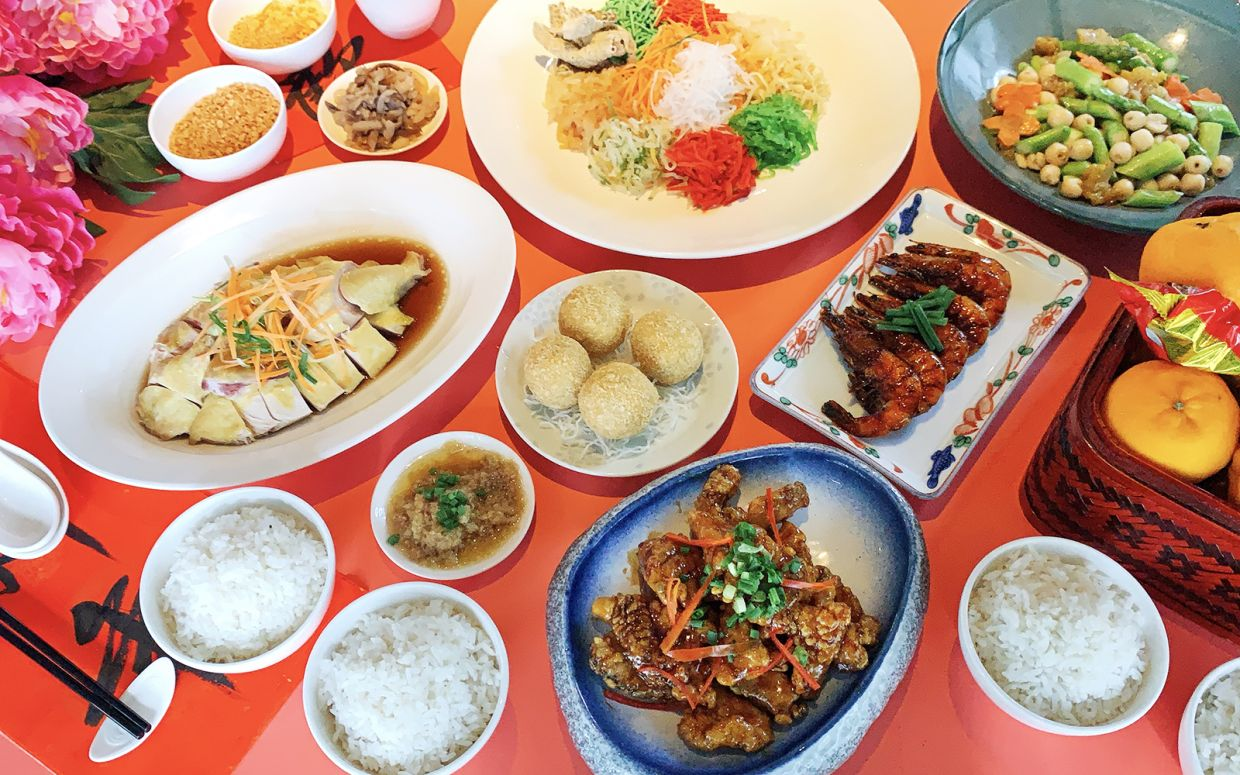 Some travel companies have resorted to delivering cuisines as Malaysians celebrate Chinese New Year at home this year. - Klook