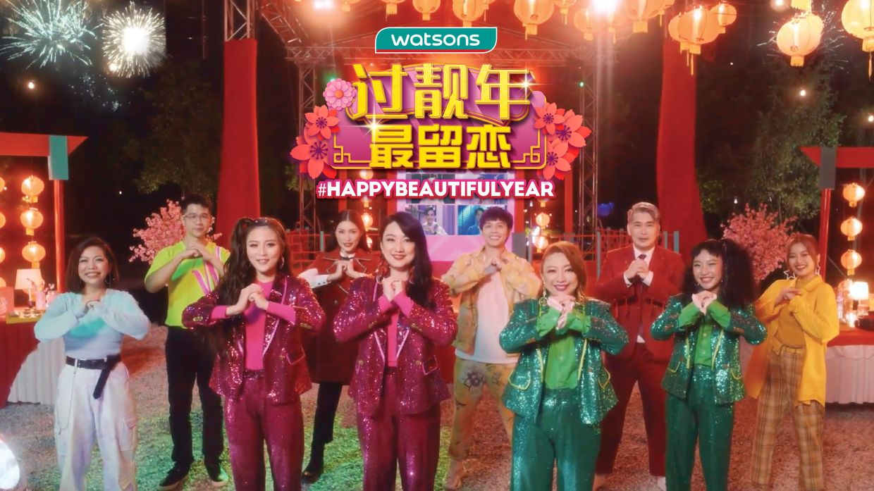 Watsons releases its most anticipated Chinese New Year film.