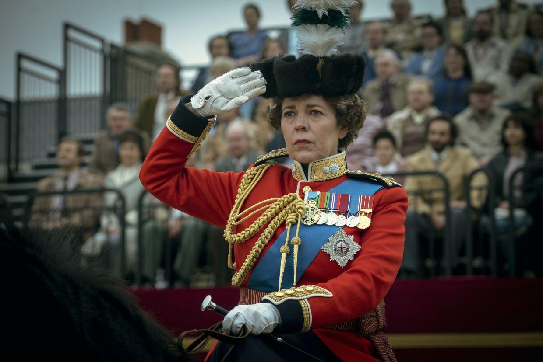 Olivia Colman as Queen Elizabeth II in 'The Crown'. Photo: Netflix