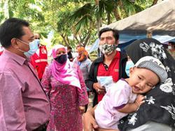 Stranded Kuala Selangor family gets welfare dept's help to go home