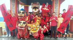 CNY celebrations in Sibu to forgo lion dance tradition