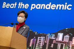 'National security law will bring order to Hong Kong'