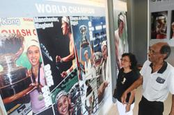Hard work pays off for Nicol, says her father
