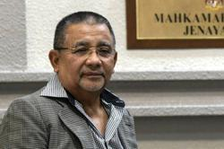 High Court finds Isa Samad guilty of nine graft charges
