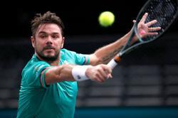 Wawrinka beats Kukushkin to advance in Murray River Open