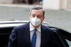 From ECB to Rome, 'Super Mario' Draghi rides to Italy's rescue