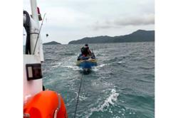 Fish bombers abandon boat to escape MMEA