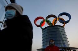 Olympics-'Spectacular' Beijing 2022 Games will transform winter sport-Bach