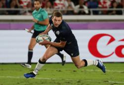 Rugby-Russell back for Scotland against England as Redpath debuts