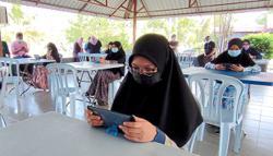Free Internet access for Balik Pulau folk
