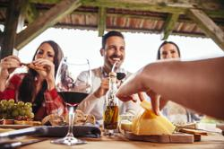 Your alcohol consumption pattern has an effect on your disease risk