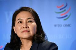 South Korean trade minister drops out of WTO race, says govt