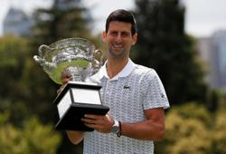 Tennis-Djokovic dynasty under threat at Australian Open