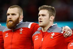 Rugby-Lydiate back for Wales after two-year absence
