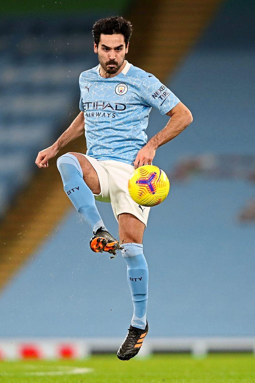 Gundogan has been in outstanding form in the heart of the Citizens' midfield. — AFP