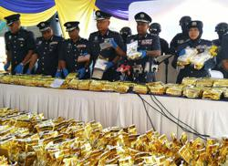 Arrest in Thailand of second drug kingpin tightens dragnet on huge syndicate