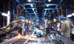 Vietnam's industrial production index rises by 22.2% in January