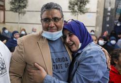 Egypt frees Al Jazeera journalist after four years in detention