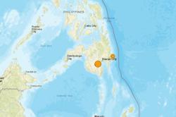 Magnitude 6.3 earthquake strikes southern Philippines