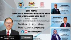 Top teachers to give SPM Bahasa Melayu paper tips on EZ Learning Web portal