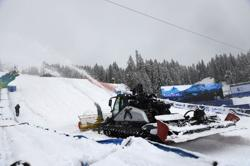 Alpine skiing: Shiffrin up to speed for first worlds of pandemic era