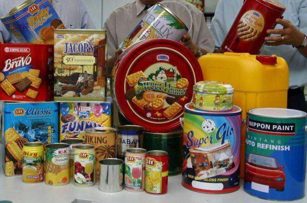 Johor Tin producers containers
