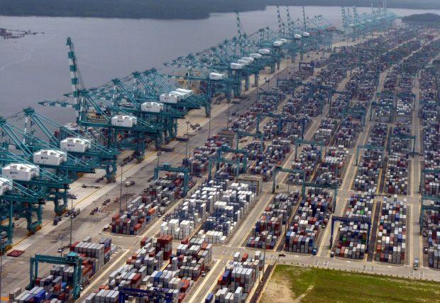 MMC's Port of Tanjung Pelepas