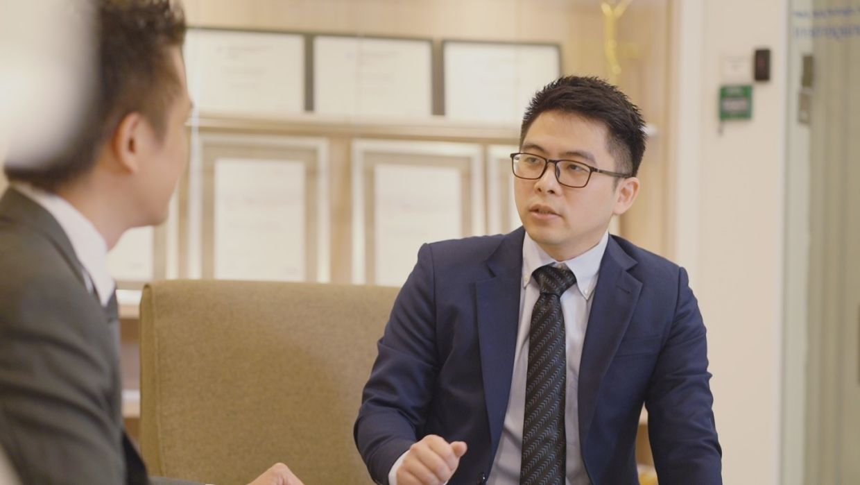 Hong Leong Asset Management's Yu commented that knowing your risk and reward level will put you in a better position to select the correct investment products to help achieve your financial goals.