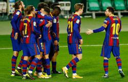 Messi and Trincao give Barca comeback victory over Betis