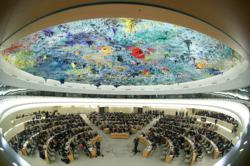 Biden administration moves to rejoin U.N. Human Rights Council