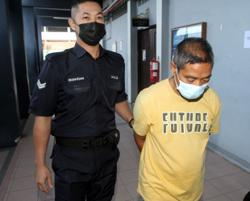 Night market trader charged with raping 13-year-old stepdaughter