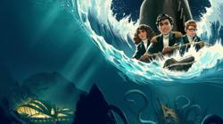 Malaysian animation studio Animasia to adapt 'Young Captain Nemo' with Rainshine