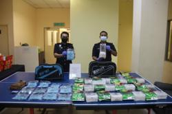 High tea: Syndicate smuggling drugs in tea packets busted