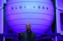 An unleashed Jeff Bezos will seek to shift space venture Blue Origin into hyperdrive