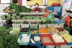Business slows down at PJ's oldest wet market