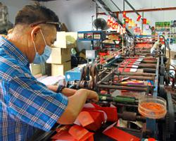 Where the tradition of ang pow takes shape