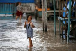 Floods trigger power outages, evacuations in Indonesia's capital
