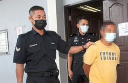 Trader pleads not guilty to raping stepdaughter