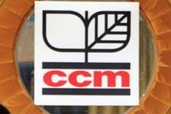 CCM files application to withdraw listing status