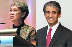 Ho Ching to retire as Singapore Temasek CEO on Oct 1; Dilhan Pillay to succeed