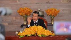 Cambodia PM calls critics of China-donated vaccines