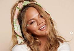Model Chrissy Teigen says she's still in therapy after losing her baby