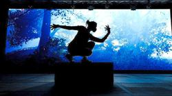 Britain's Royal Shakespeare Company holds first virtual reality performance