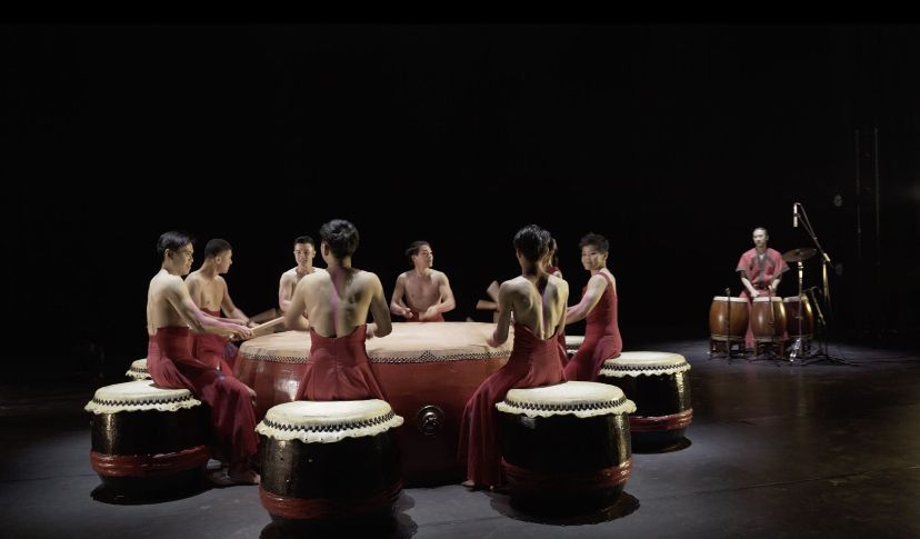Hands Percussion will be performing its show 'Reunion', adapted for the online screen. Photo: Handout