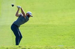 Golf-Johnson withdraws from AT&T Pebble Beach Pro-Am to rest