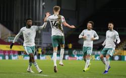 Bournemouth knock Premier League Burnley out of FA Cup