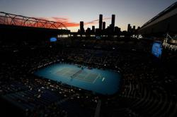 Australian Open day three