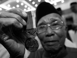 Tok Ujang, the last survivor of Battle of Pasir Panjang, passes away due to Covid-19