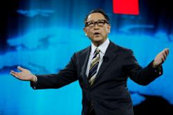 Olympics-Toyota president disappointed by Tokyo 2020 chief Mori's comments